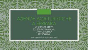 AZIENDE AGRITURISTICHE